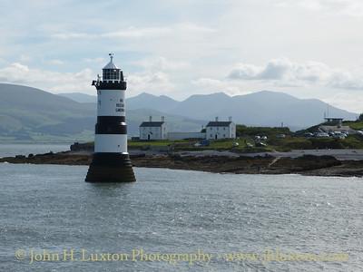 Trwyn Du Lighthouse, Anglesey - September 17, 2016