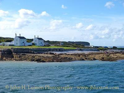Trwyn Du Lighthouse, Anglesey - September 11, 2016