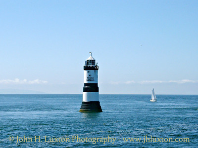 Trwyn Du Lighthouse, Anglesey - June 11, 2005