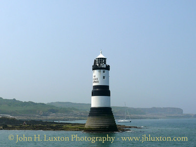Trwyn Du Lighthouse, Anglesey - June 10, 2007