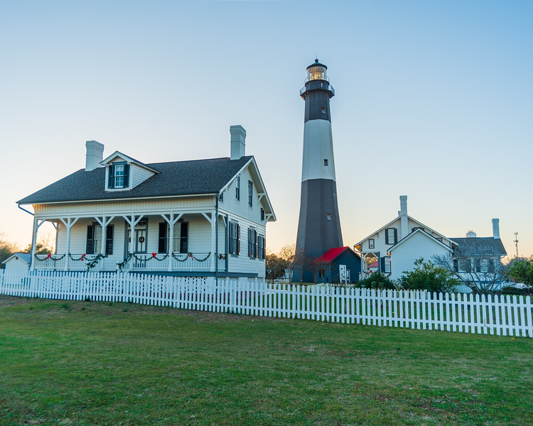 Lighthouse and its Keepers