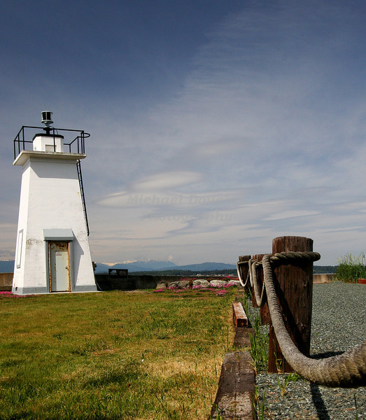 Bush Point Lighthouse