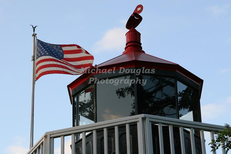 Skunk Bay Lighthouse