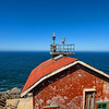 Point Reyes Lighthouse service building