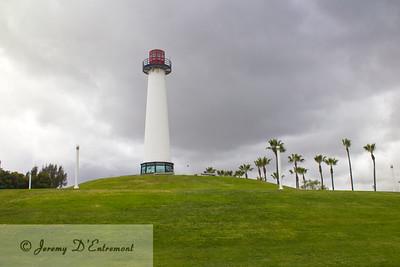 Long Beach Lions Lighthouse