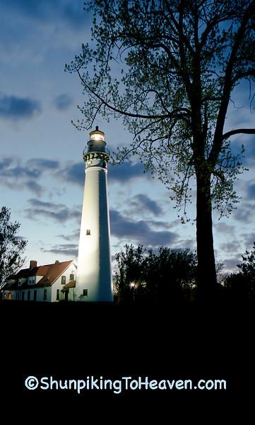 Wind Point Lighthouse, Racine, Wisconsin