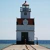 Kewaunee Pierhead in Kewaunee, Wisconsin 3<br /> 4/15/09