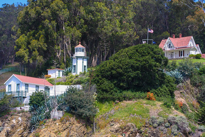 Yerba Buena Lighthouse