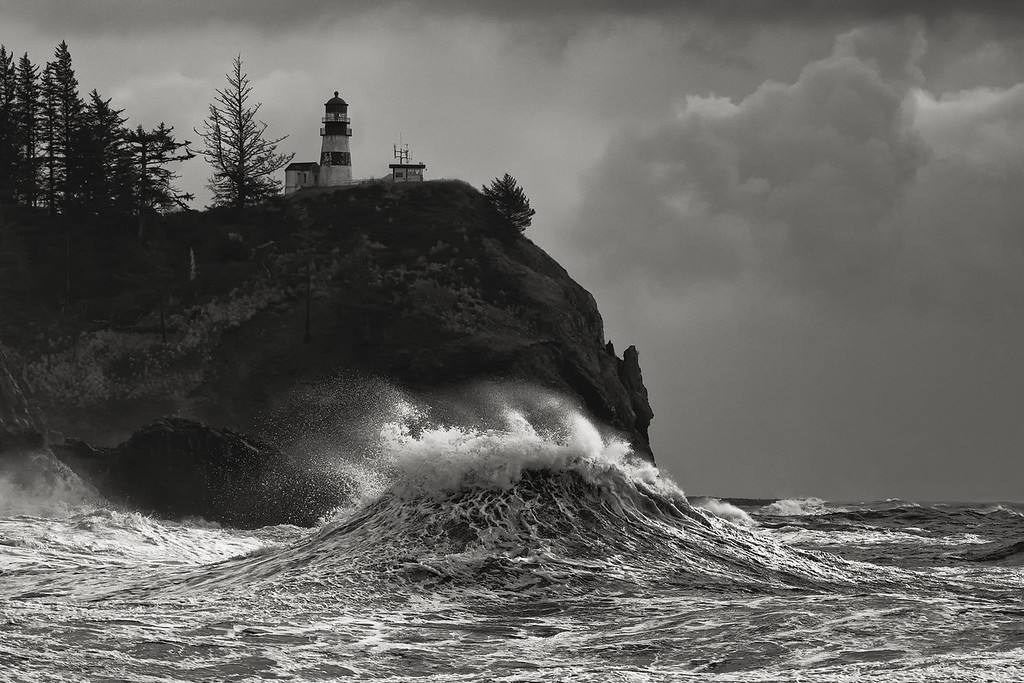 Cape Disappointment Storm