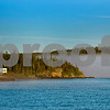 Isle Royale foggy morning