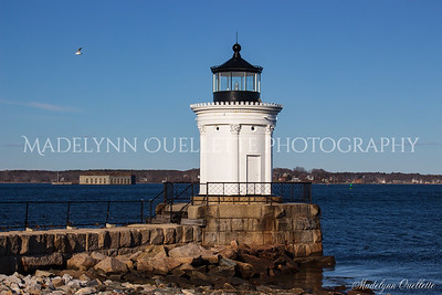 Bug Light and Fort Gorges
