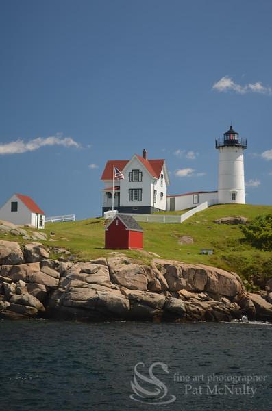 Lighthouse Cape Neddick