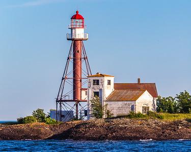 Manitou Island Light Station