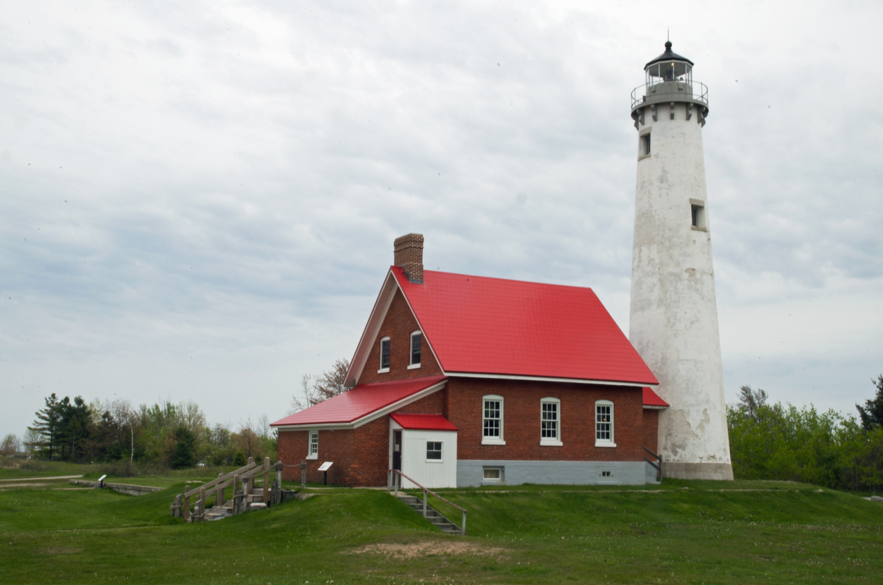 Tawas Pointe Lighthouse