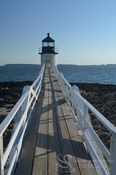 Marshall Point Lighthouse, Port Clyde Maine