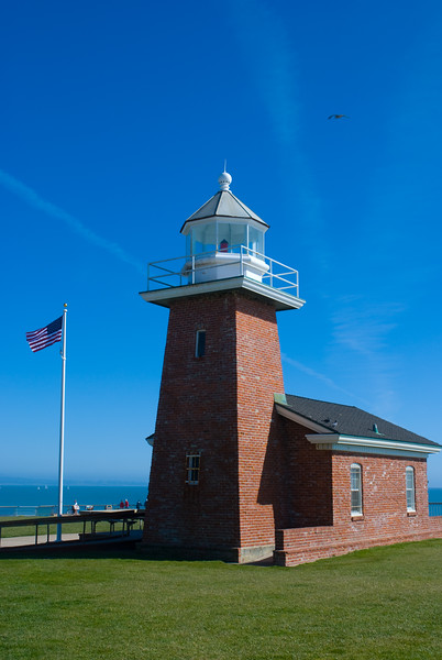 Santa Cruz Lighthouse, California