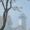 Ethereal Lighthouse, Gloucester, MA