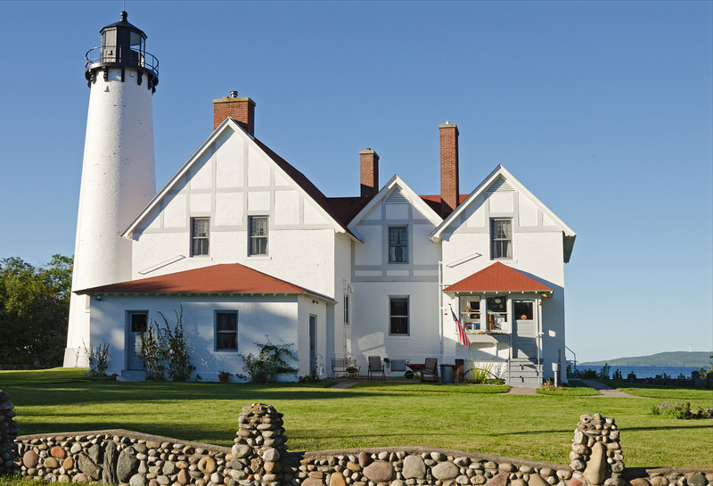 Iroquois Point Lighthouse, Michigan