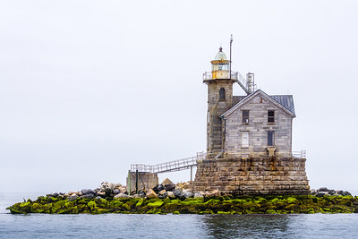 The Straford Shoal Light