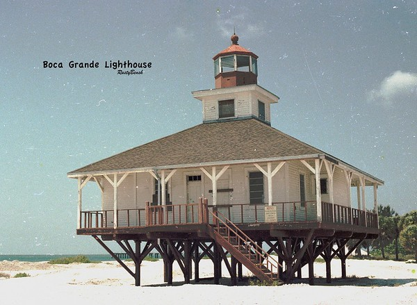 Boca Grande Lighthouse (2)