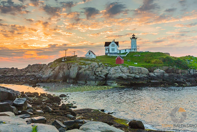 Morning at Nubble Lighthouse