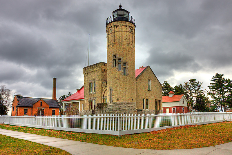 Old Mackinaw Light
