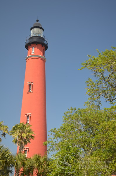Red Lighthouse of NE Florida