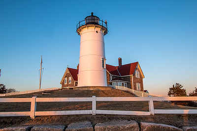 Nobska Lighthouse, Woods Hole MA