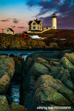 Nuble Lighthouse Dec 31 2019