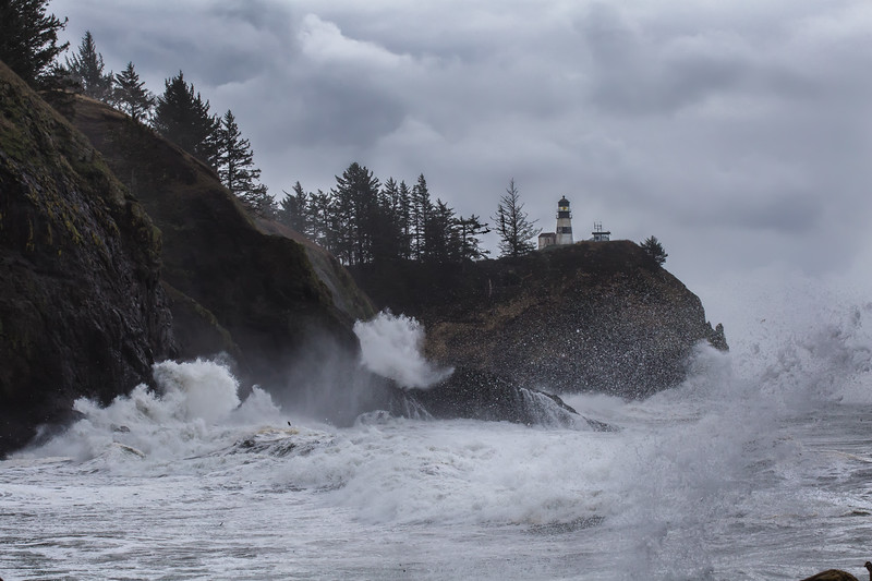 Cape Disappointment, Ilwaco WA.
