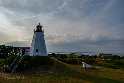 Gurnet Lighthouse
