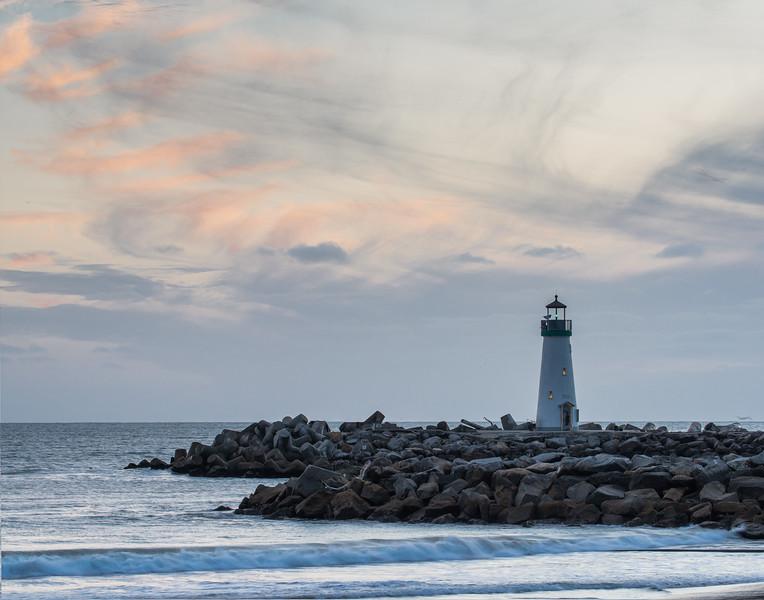 Walton Lighthouse, Santa Cruz