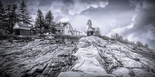 Pemaquid Point Lighthouse (2:1 pano)