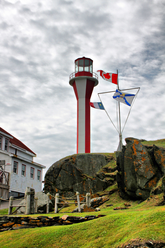Cape Forcu, Nova Scotia
