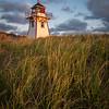 Sunset at Covehead Harbor Lighthouse, Prince Edward Island