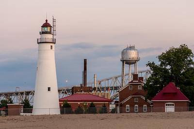 1- Fort Gratiot Lighthouse, Michigan, Port Huron