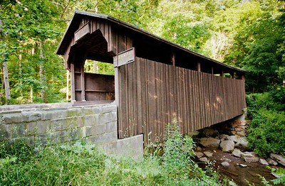 Hem's Mill Bridge - Lewisburg, WV