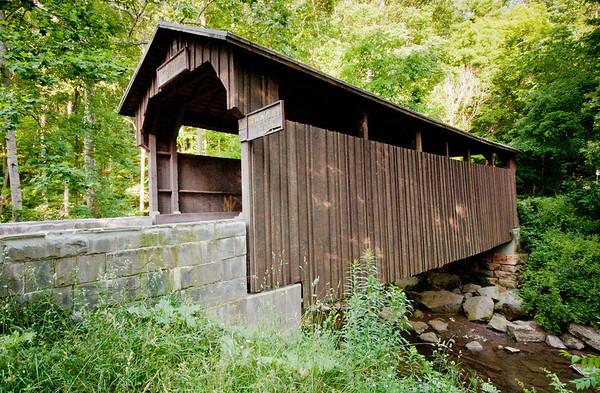 Hem's Mill Bridge - Lewisburg, WV