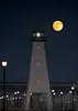 Lighthouse-Moon Gulfport