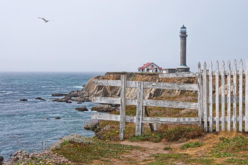 Point Arena Lighthouse, California