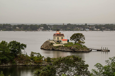 Ponham Rocks Light, Riverside RI
