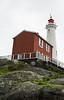Fisgard Lighthouse, Victoria, BC