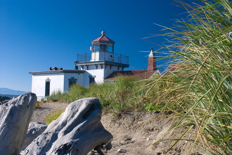 Discovery Park Lighthouse, Washington