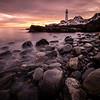 Portland Head Light Rocks, Portland, ME