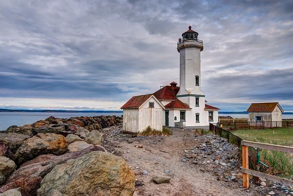 Port Wilson Lighthouse