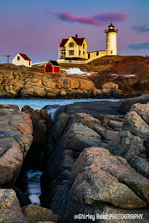 Nuble lighthouse