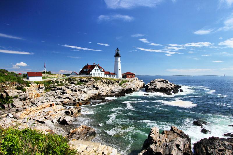 Portland Head, Maine