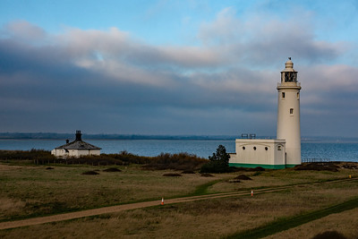 UK: Hurst Point Lighthouse