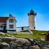 Nubble Light, York, Maine
