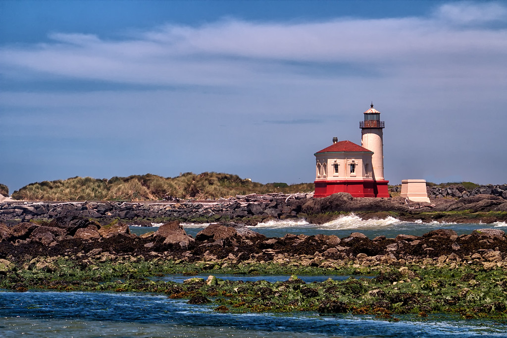 Coquille River Lighthouse | Bandon, OR | USA